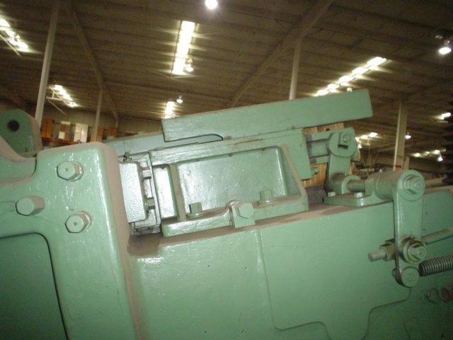 """1 1/2"""" Waterbury Farrel Model 100 Heavy Frame Hand Feed Thread Roller"""