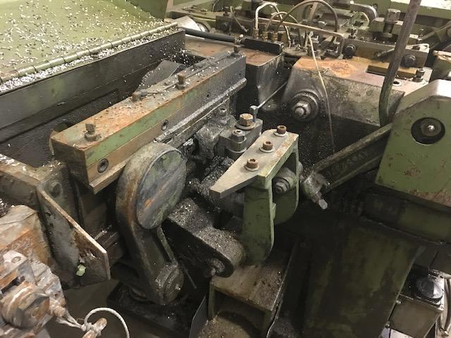 "1/64"" Vitari Model V20R High Speed Nail Machine"
