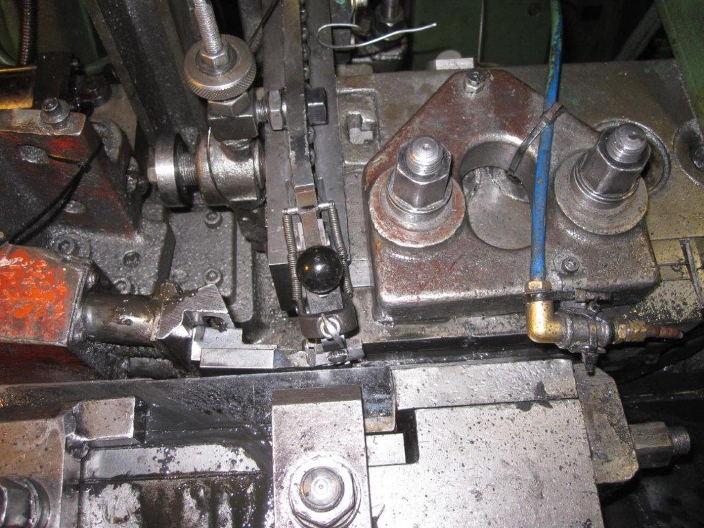 Hartford Model 40-140 High Speed Flat Die Thread Roller