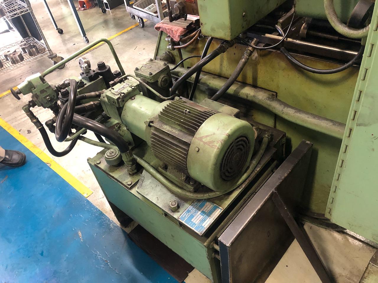 "4"" Landis Model 32TFRI 2 Die Cylindrical Thread Roller"