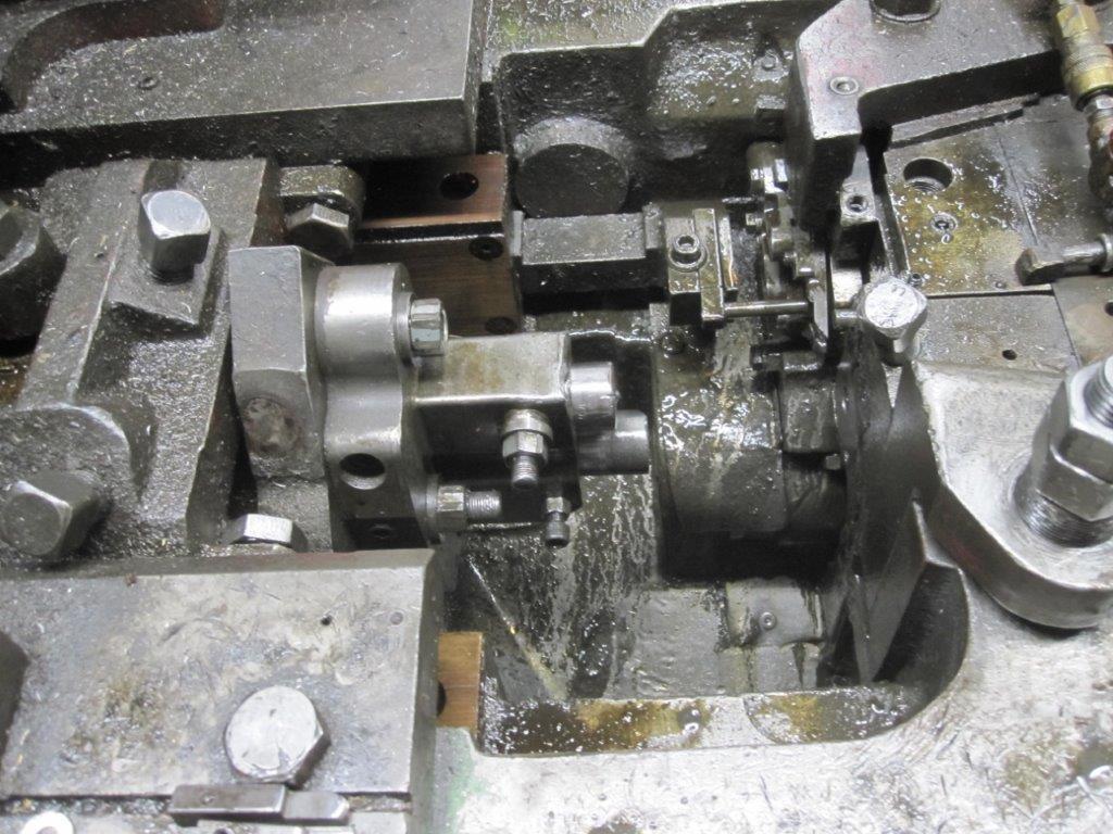 8mm National Model M8 DSSD Long Stroke Cold Header