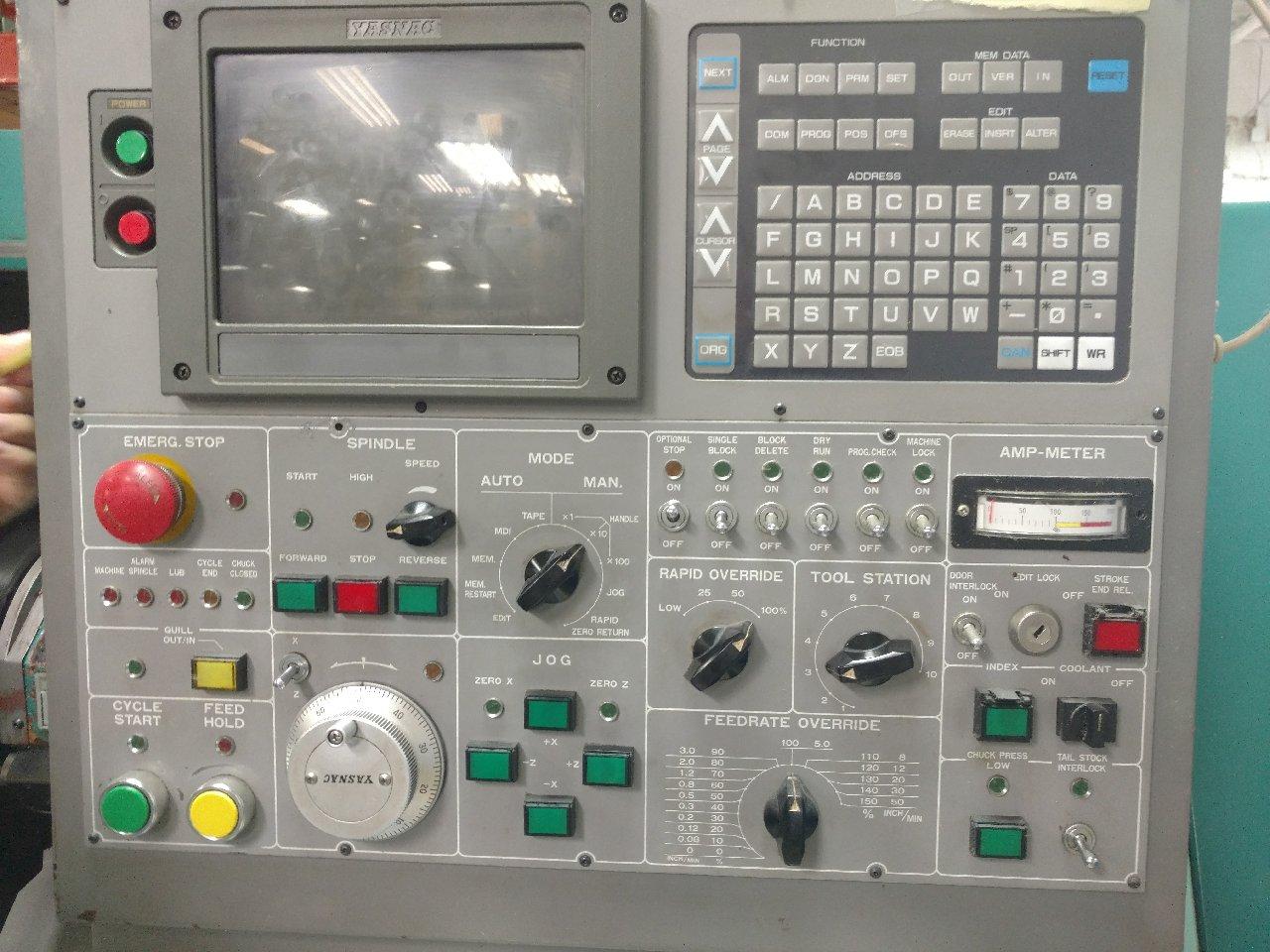 Methods Slant 50C CNC Lathe