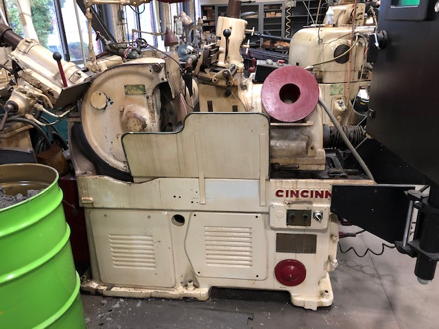 Cincinnati Model #1 Centerless Grinder