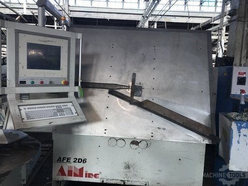 Aim Model AFE-2D6 Wire Bending Machine