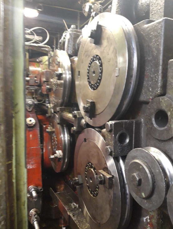 One Used National Model M24 S1  LS Four Die Boltmaker