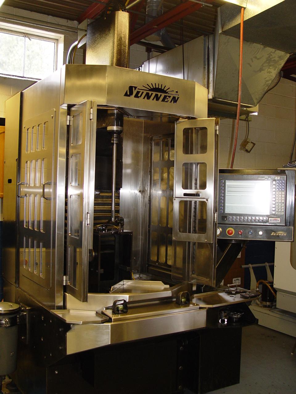 Sunnen Vertical Hone Model SV-1010 Honing Machine
