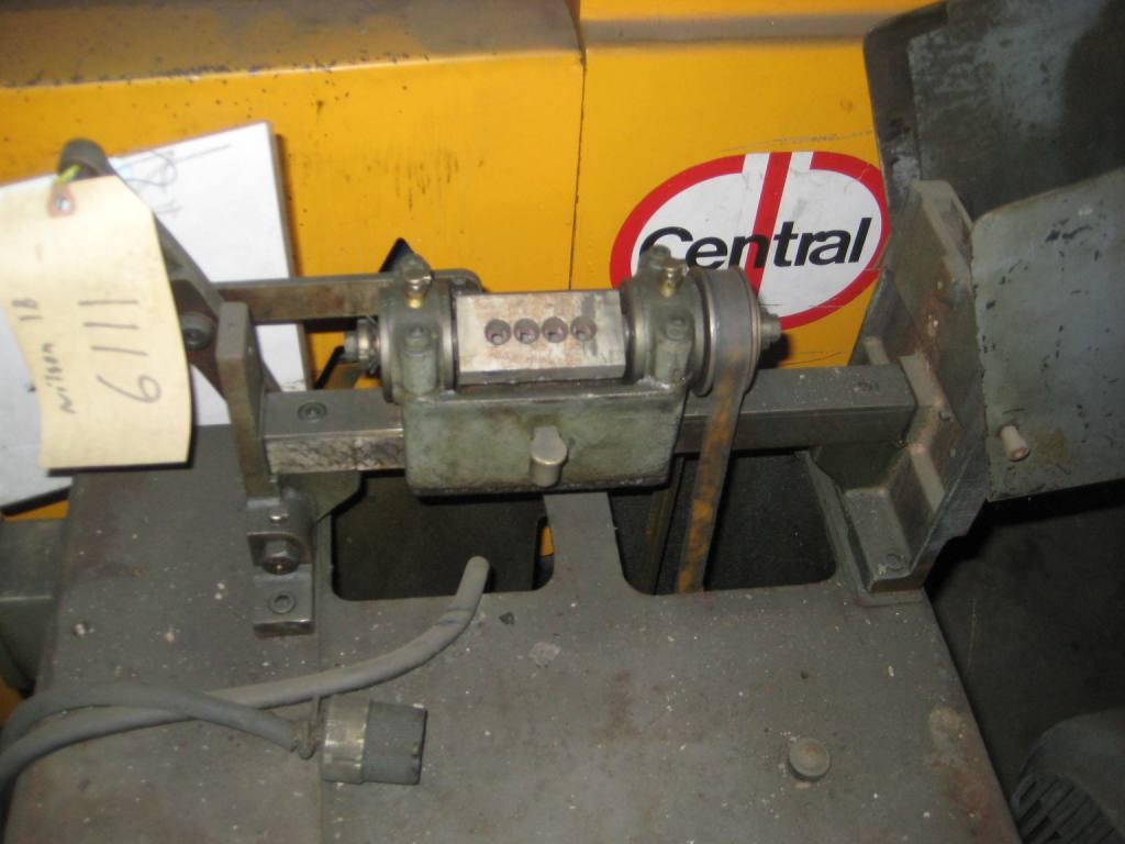 """3/64"""" Nilson Model 1B Rotary Straightener"""