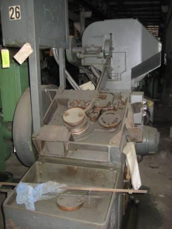 """1/4"""" Waterbury Farrel Model #10 High Speed Rotary Die Thread Roller"""