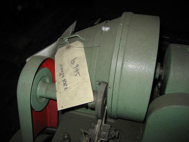 """5/32"""" Omega Model RR2 High Speed Planetary Thread Roller"""