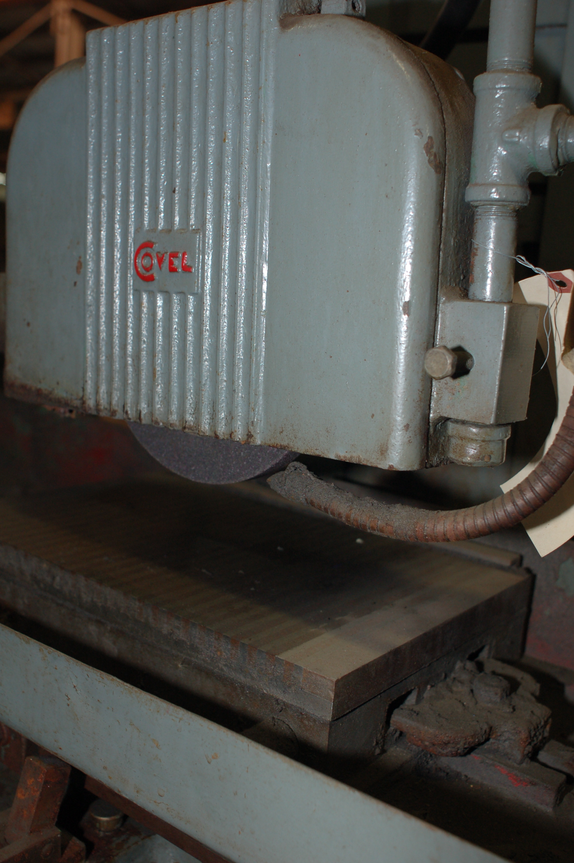 Covel 10 X 15 Surface Grinder