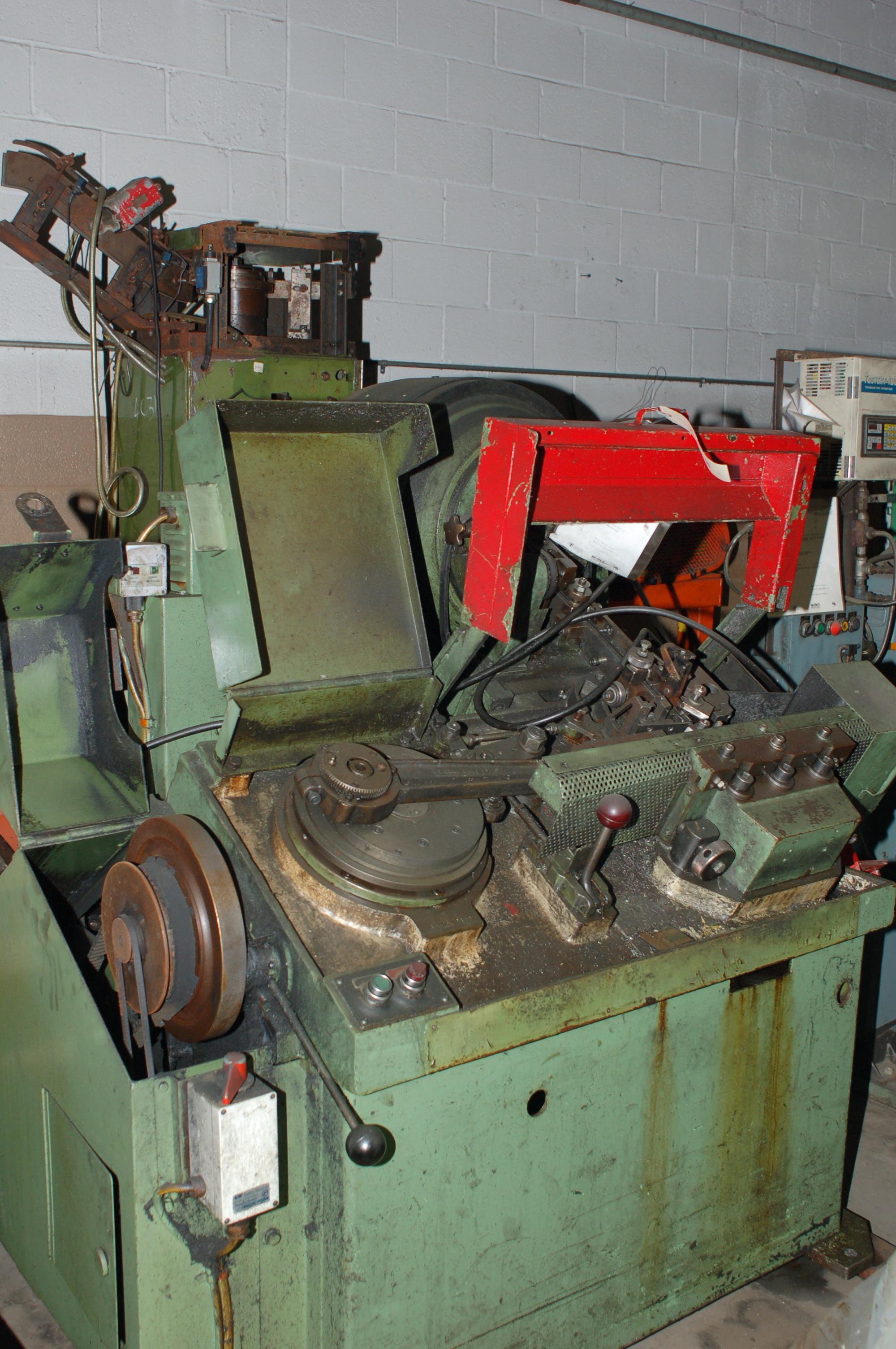 "1/4"" Robertson-Hartford Model4-500 High Speed Thread Roller"