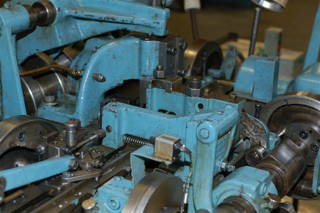 """3/32"""" Nilson Model S-1 Fourslide Wire Forming Machine"""