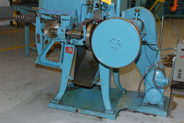 "3/32"" Nilson Model S-1 Fourslide Wire Forming Machine"