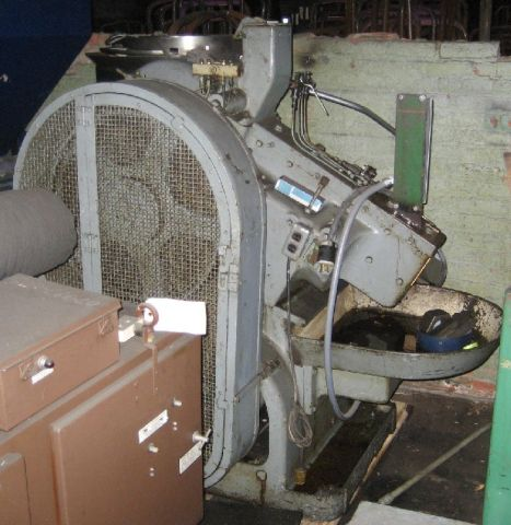 """Used 1/4"""" Waterbury Farrel Model #10 Heavy Frame Thread Roller w/Vi-Bowl"""