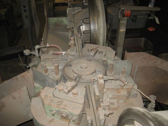 Used Prutton Model 125B-HV High Speed Dual Feed Nail Roller