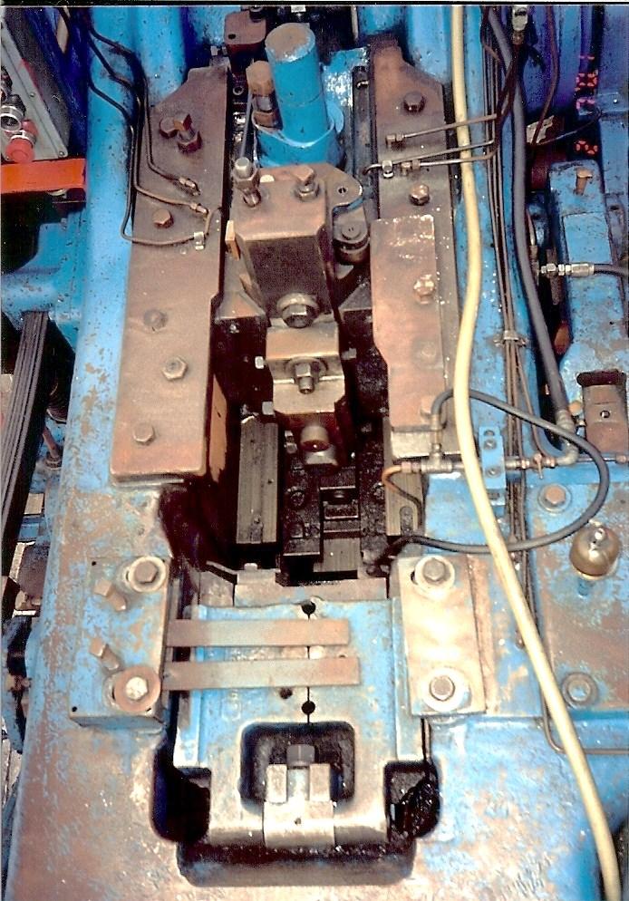 "3/8"" Waterbury Farrell Model #22 D.S.O.D. Long Stroke Cold Header"