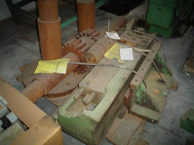 """1 1/2"""" Waterbury Farrell Model 100 Heavy Frame Hand Feed Thread Roller"""