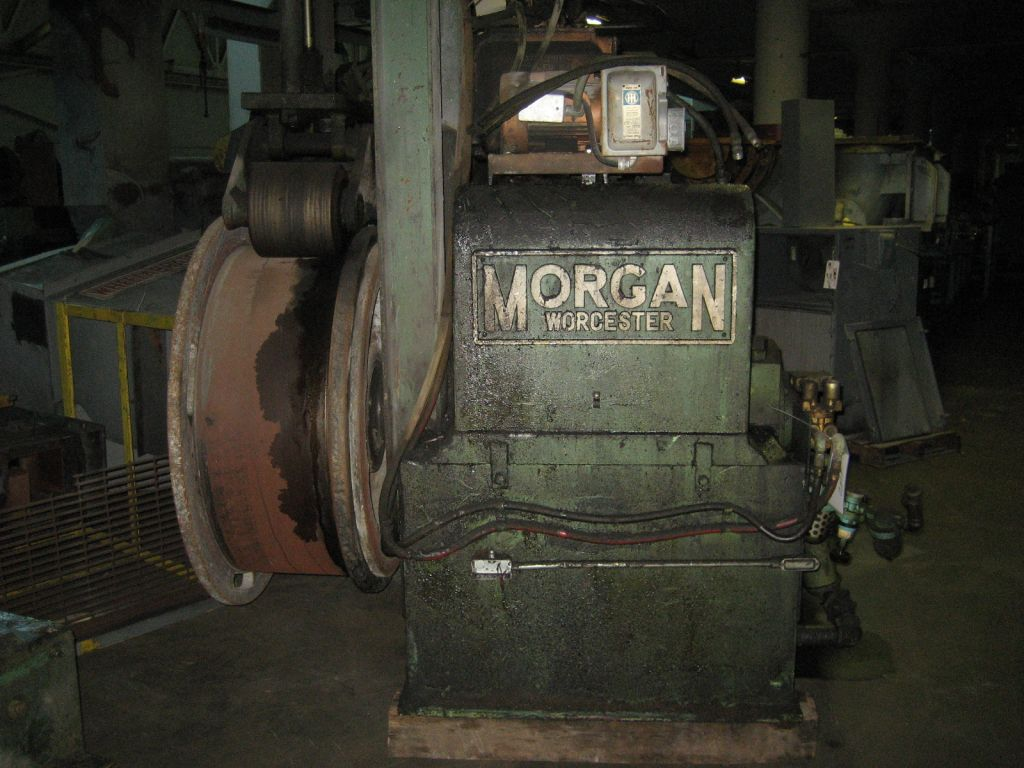 "1"" Morgan Model 108 Sidewinder In Line Bull Block Drawer"