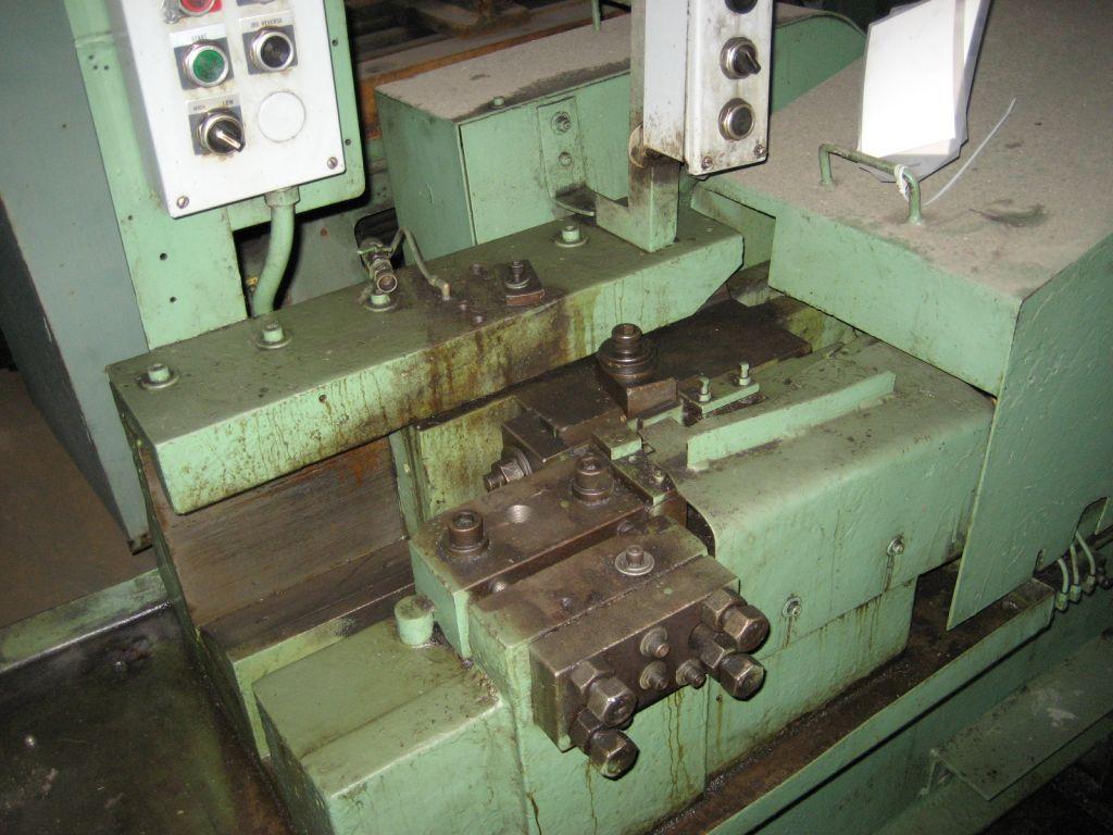 "3/8"" Interlake Model #20 Horizontal Hand Feed Flat Die Thread Roller"