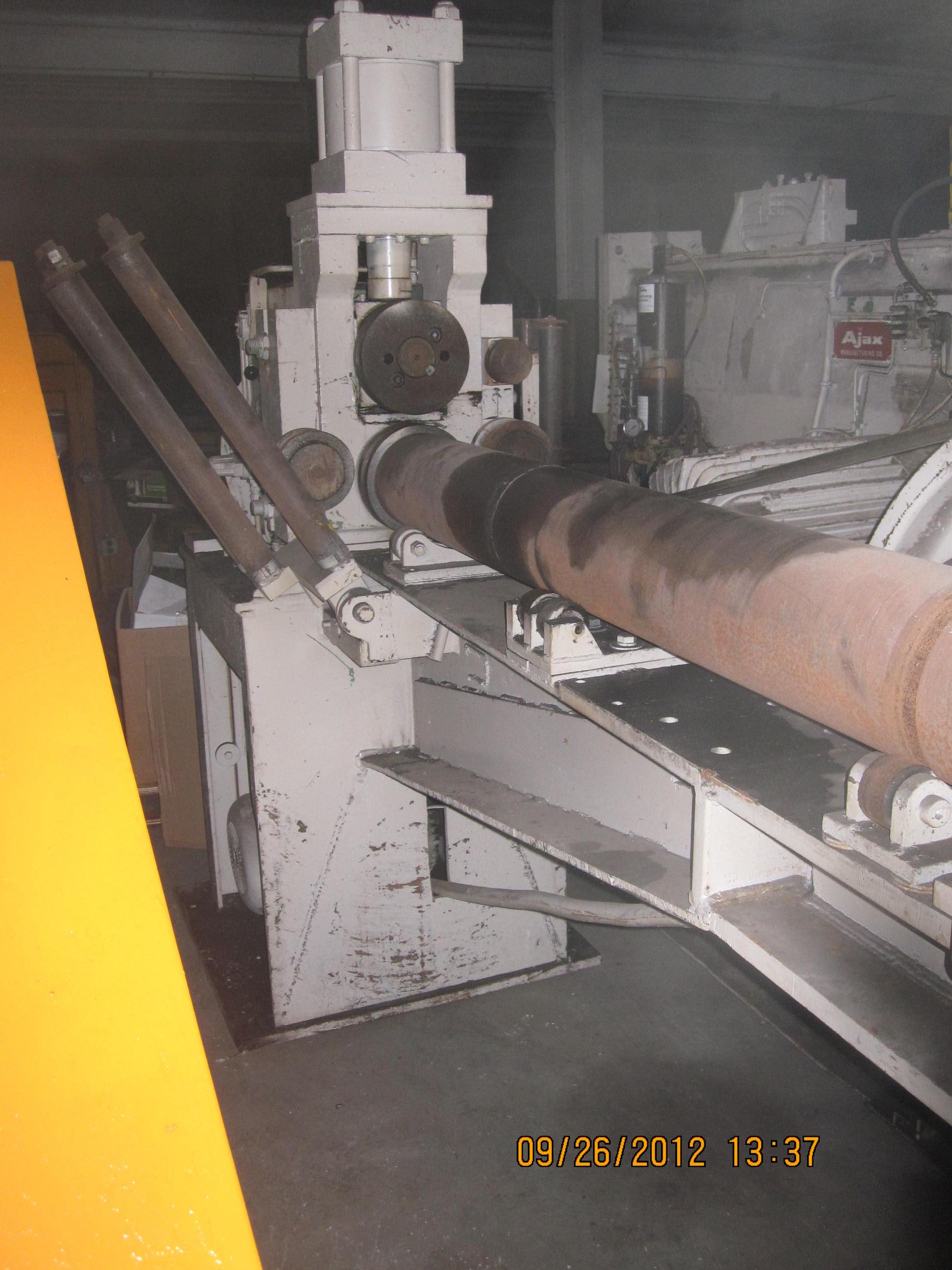 Waterbury  Farrel Model AV-40 Power Driven Uncoiler