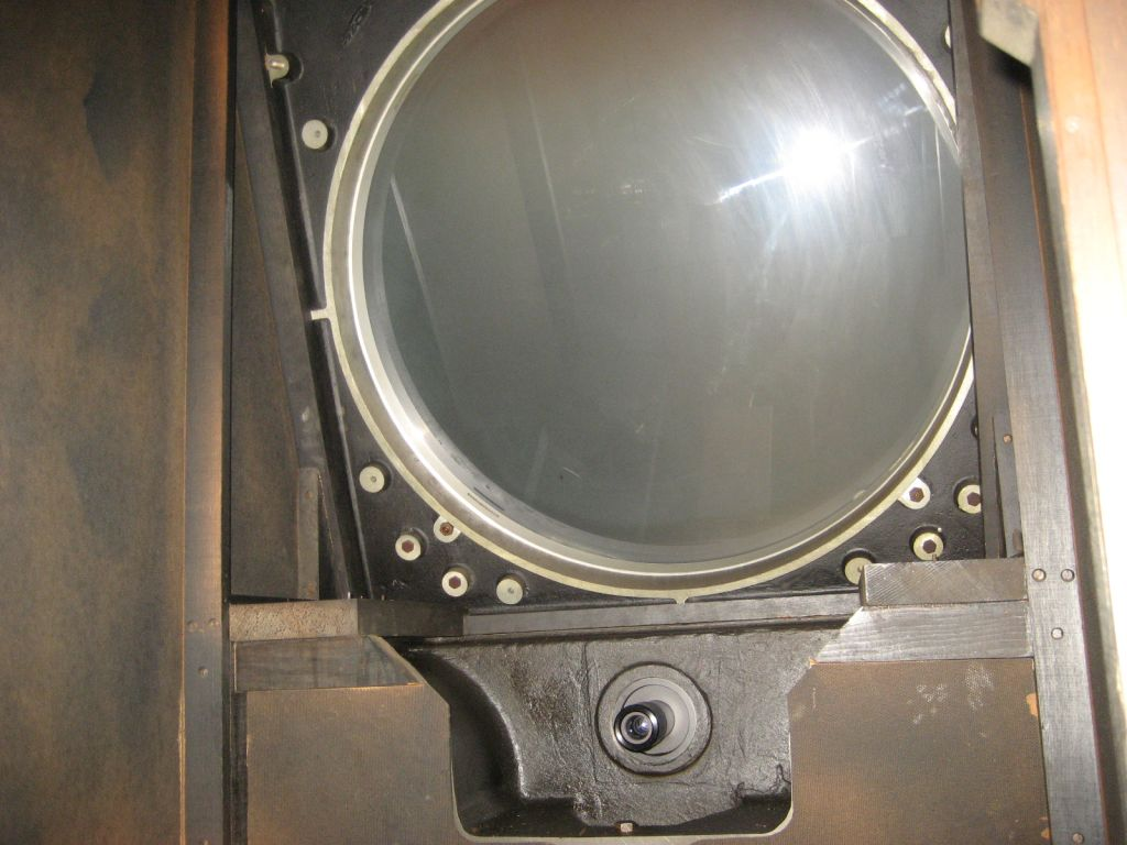 "J&L 30"" Optical Comparator"