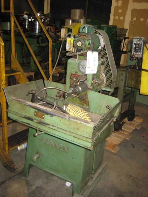 Sunnen Model MBH-1290D Honing Machine