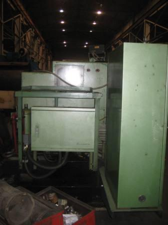 Itami Model UHS-8 DSSD High Speed Cold Header