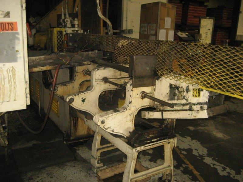 "5/8"" Lewis Model 10-F Wire Straightening and Cutting Machine"