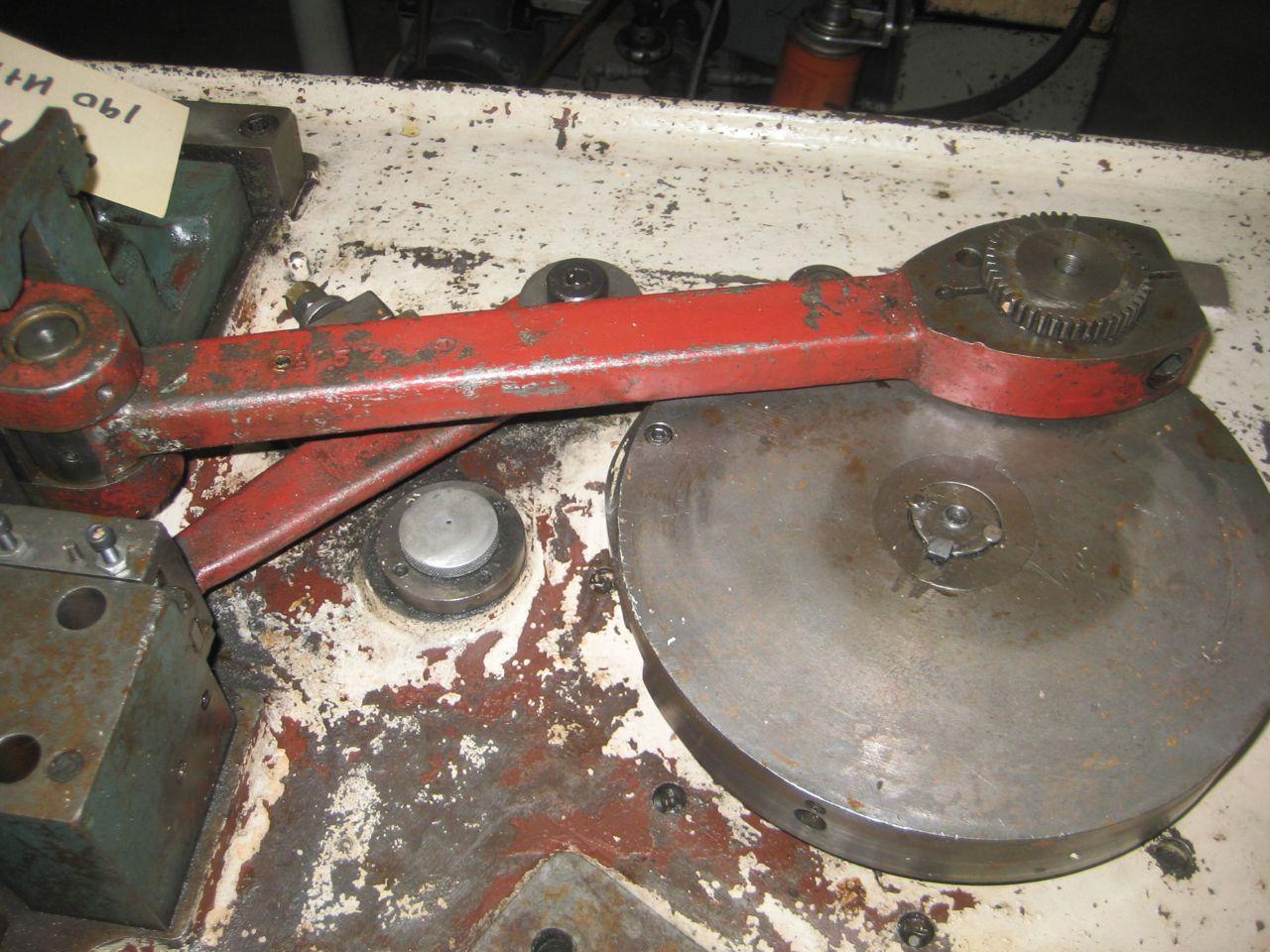 """3/16"""" Hartford Model 190 Hand Feed Thread Roller"""