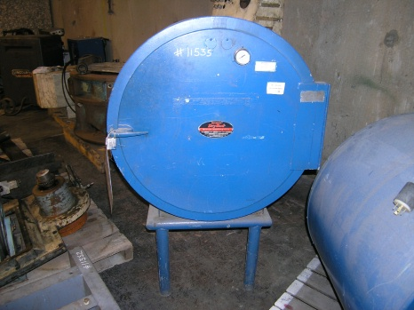 USED, PHOENIX TYPE 900 DRY ROD OVEN