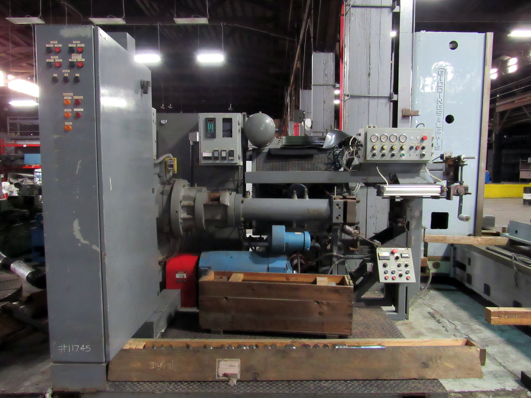USED, NRM EXTRUSION EXTRUDER