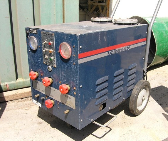 USED, THERMAL MODEL 8000 FREON RECLAIM UNIT
