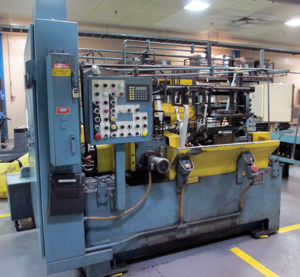 USED, IMPCO SHAFT SUPERFINISHER