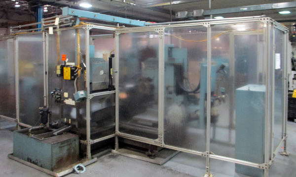 USED, LIBERTY CNC DRILLING CENTER