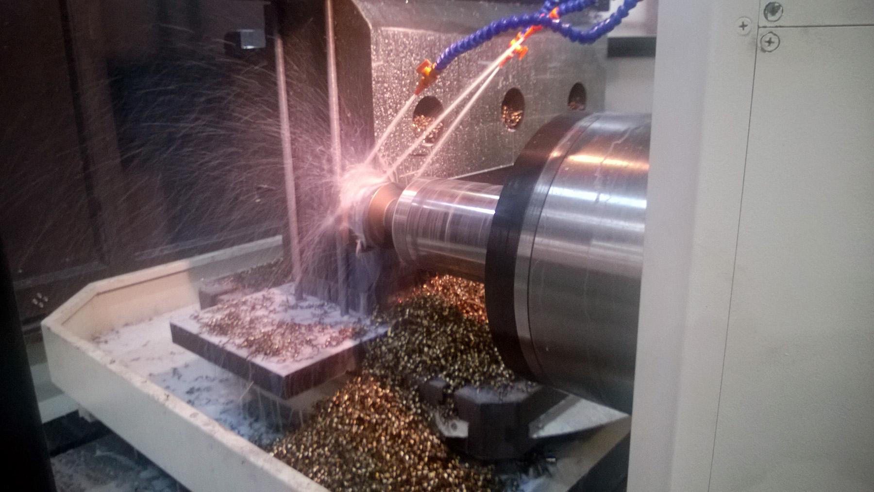 NEW, 2000 X 1400 CNC HORIZONTAL MACHINING CENTER