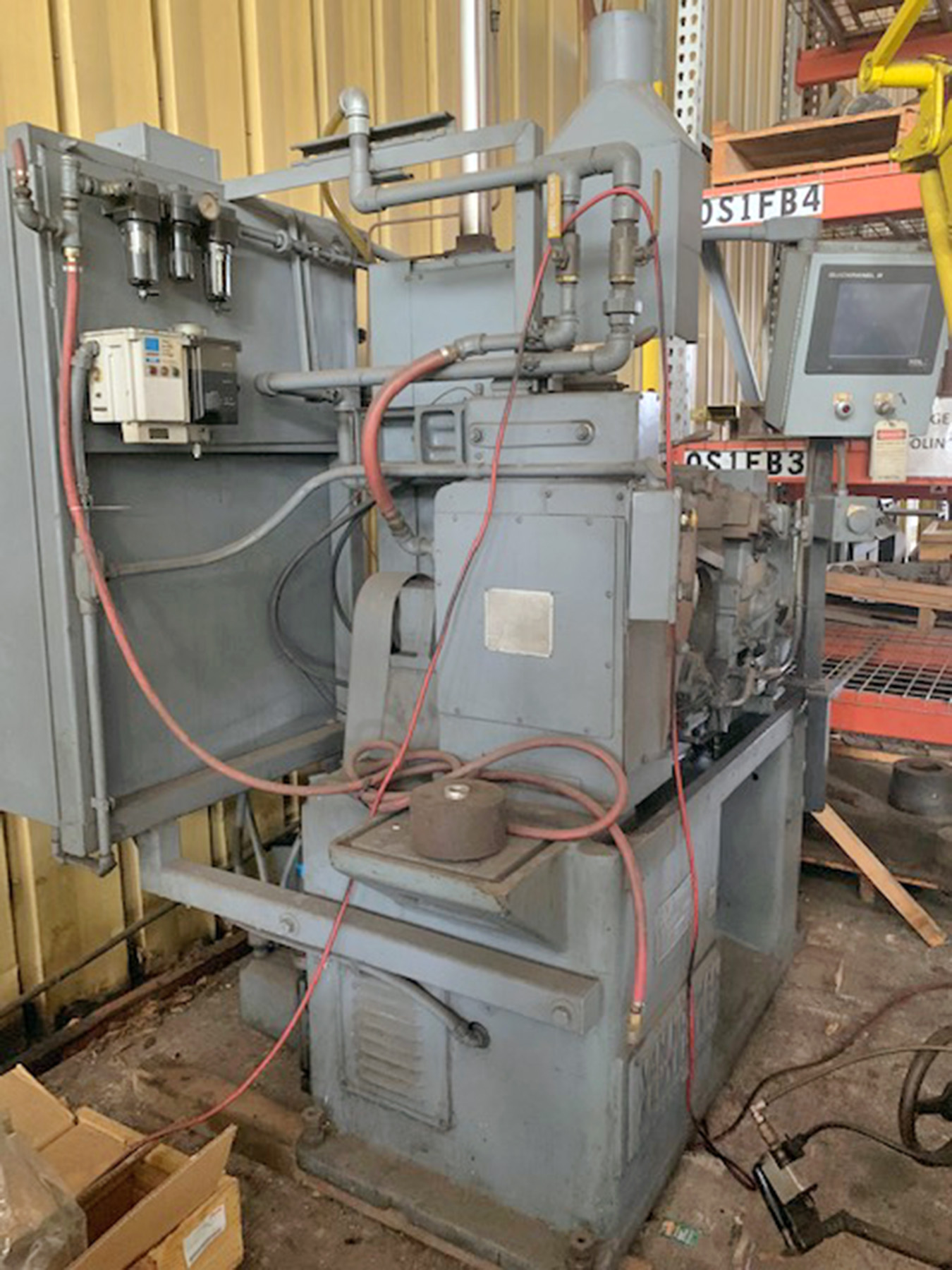 USED, VAN NORMAN CENTERLESS GRINDER