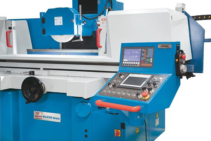 KNUTH HFS F ADVANCE NC SURFACE GRINDER