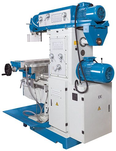 KNUTH UWF 5 UNIVERSAL MILLING MACHINE