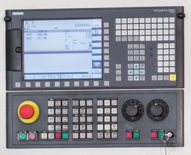 """KNUTH """"ROTURN 400GT"""" CNC INCLINED BED LATHE"""