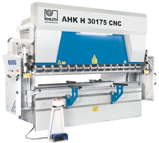 """KNUTH """"AHK H CNC"""" HYDRAULIC PRESS BRAKE"""
