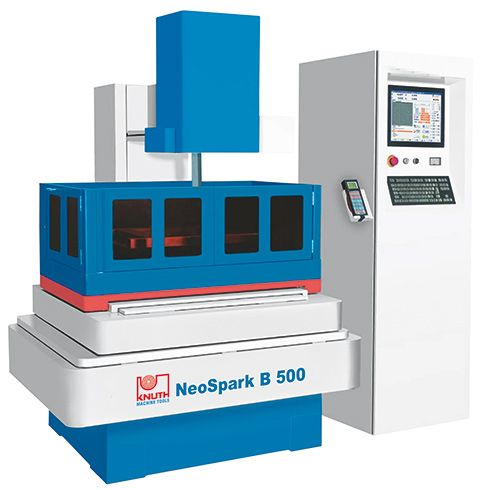 "KNUTH ""NeoSpark B"" CNC ELECTRIC DISCHARGE MACHINE (EDM)"