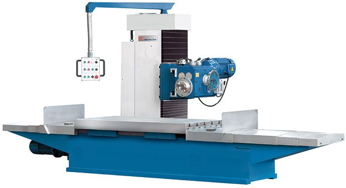 KNUTH MODEL HBF HORIZONTAL MILLING MACHINE