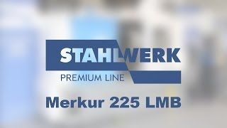 "KNUTH ""Merkur"" CNC INCLINED LATHE"