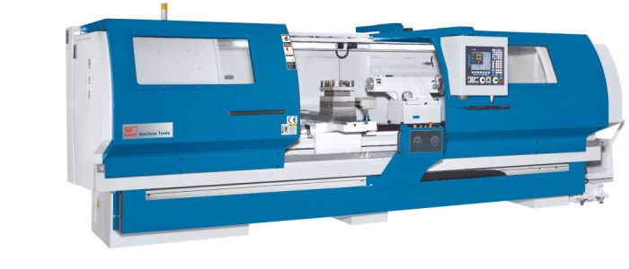 "KNUTH ""Forceturn"" CNC BOX WAY LATHE"