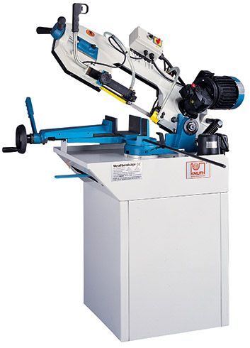 KNUTH MODEL HB HORIZONTAL BAND SAW