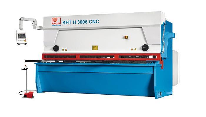 """KNUTH MODEL """"KHT H CNC"""" HYDRAULIC SHEAR"""