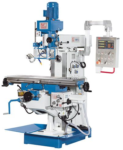 KNUTH VHF 3 UNIVERSAL MILLING MACHINE