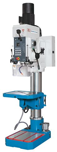"KNUTH ""SSB F Super"" COLUMN DRILL PRESS"