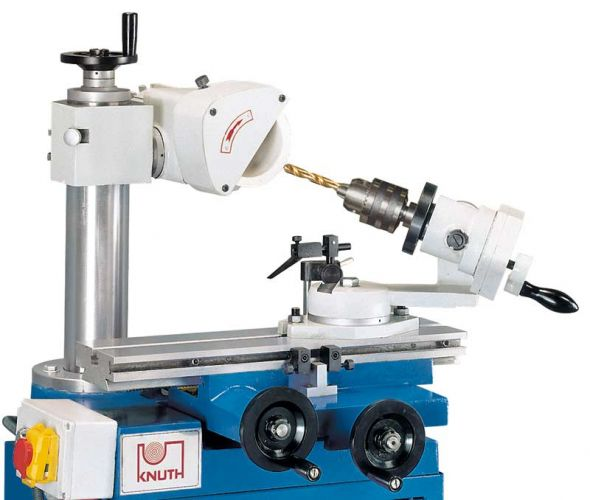 KNUTH MODEL KSW 200 TOOL & CUTTER GRINDER