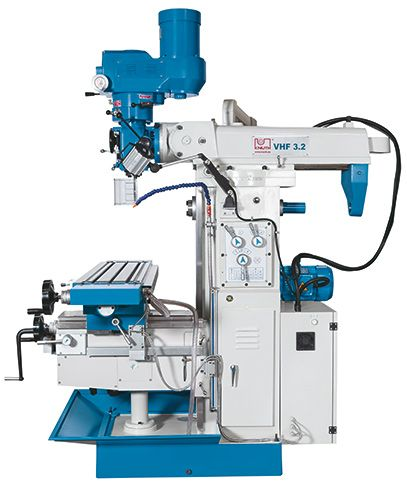 KNUTH VHF 3.2 UNIVERSAL MILLING MACHINE